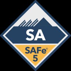 Leading SAFe Badge